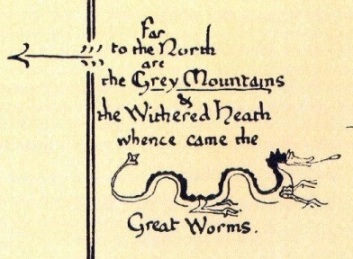 Erebor Map (Worm)