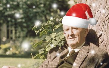 Tolkien Santa Hat