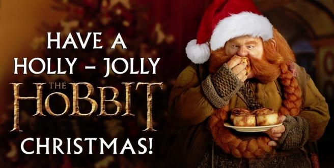 The Hobbit Christmas