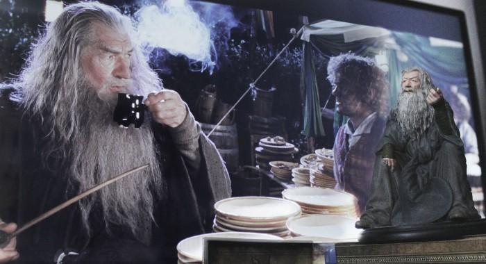Gandalf vs Gandalf